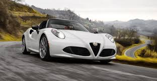 alfa romeo spider 2017 2016 alfa romeo 4c spider pricing and specifications photos 1