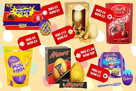 cheap easter eggs morrisons slashes prices of easter stock and it includes deals on