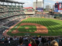 Petco Park Map Suntrust Park Pictures Information And More Of The Atlanta