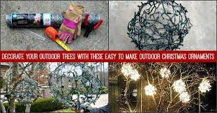 diy outdoor ornaments miss information