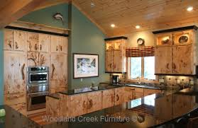 unique kitchen furniture wood kitchen cabinets burl wood live edge