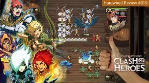 might and magic clash of heroes apk might magic clash of heroes review