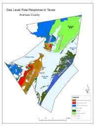 Mesquite Tx Map Sea Level Rise Planning Maps Likelihood Of Shore Protection In