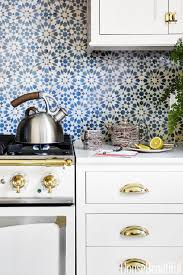 backsplash ideas stunning blue tile backsplash kitchen blue tile