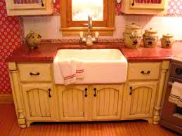 miniature dollhouse kitchen furniture kitchen cabinets how to contemporary kitchen cabinets from