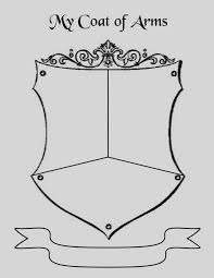 wonderful family crest template blank gallery exle resume and