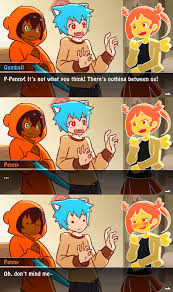 Amazing World Of Gumball Meme - the amazing world of gumball visual novel fake by mikeinel on