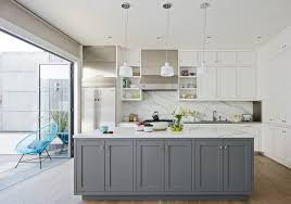 kitchen design white and grey kutsko kitchen