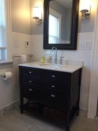 Ove Decors Bathroom Vanities Ove Decors Elizabeth 36 In Vanity In Espresso With Cultured