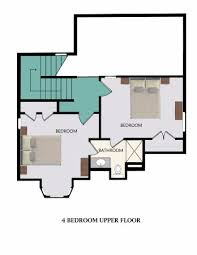 resort floor plan floor plan for 4 bedroom upper floor picture of stormy point