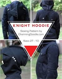 knight hoodie pattern child u0027s sizes supply patterns kollabora