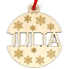 baby u0027s first christmas ornament ball personalized handmade