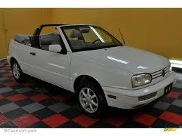 1996 candy white volkswagen cabrio 33606501 gtcarlot com car