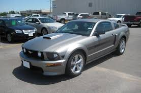 2009 Black Mustang Gt 2009 California Special
