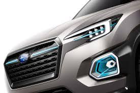 New Subaru 7 Seater Subaru Viziv 7 Concept Shows Future Suv Cars Co Za