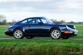 1990 porsche 911 blue porsche 911 carrera 2 1992 welcome to classicargarage