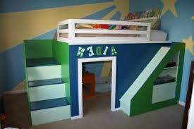 kinderzimmer rutsche hochbett mit rutsche spaß im kinderzimmer archzine net