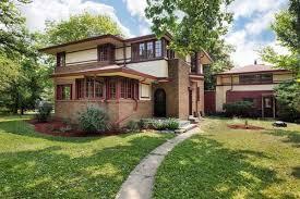 Prairie Style House by Suburban Prairie Home By Former Frank Lloyd Wright Draftsman Seeks