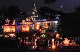 crazy christmas lights cleveland u0027s star 102
