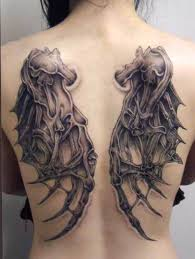 tattoos spot david beckham guardian