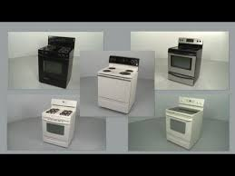 Clean Electric Cooktop Range Stove Oven Repair Help How To Fix A Range Stove Oven