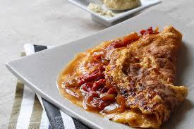 cuisine vite fait vite fait bien fait l omelette basque omelette basque and cuisine