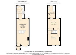 property for sale 2 double bed cottage close to main line