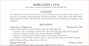 Fancy Resumes Resume Template For Latex Resume For Your Job Application