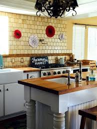 diy kitchen decorating ideas kitchen diy apartment roosters painting tips theme furniture