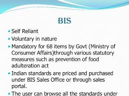 bis bureau bureau of indian standards bis