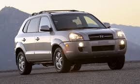 hyundai tucson review 2009 hyundai tucson reviews reviews technical data prices