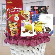 chocolate gifts delivery singapore in sg florists chocolate gift basket halal online delivery