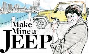 cartoon jeep side view make mine a jeep p j o u0027rourke u0027s ode to the wrangler feature