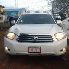 toyota highlander 2017 white pictures of toyota highlanders for sale in nigeria including 2000