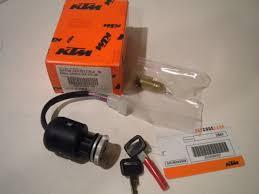 ktm 78011065100 ignition lock set str le 08 450 530 350 500 exc esc f