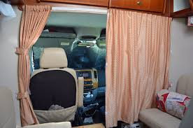 How To Keep Shower Curtain From Attacking You Rv Tips Archives Leisure Travel Vans