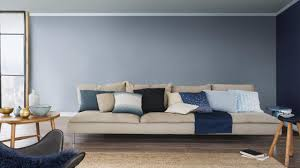 Denim Furniture Living Rooms How I U0027m Using Colour Of The Year Denim Drift In Our Living Room