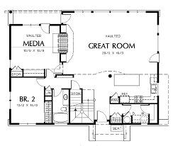 great room floor plans great room plan with media house floor plans outdoor kitchens