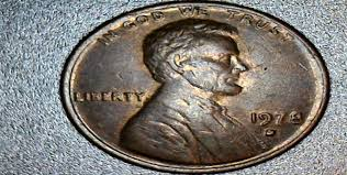 1978 lincoln memorial filled d error coin community forum