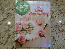 Free Wilton Cake Decorating Books Wilton Course Book Ebay