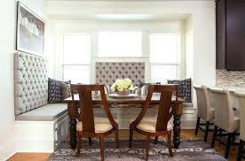 Built In Kitchen Bench by Full Image For Splendid Freestanding Banquette Seating 41 Bench