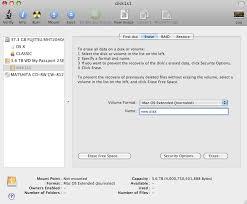 format hard drive to ntfs on mac el capitan disk utility 15 0 fails at formatting a brand new hard