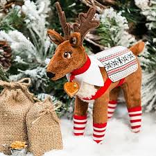 on the shelf reindeer the on the shelf claus couture collection polar pattern