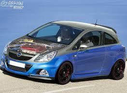 opel opc 2008 opel corsa opc by cj d3s16n on deviantart