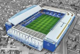 Top Balcony Goodison Park by Everton Supporters Club Northern Ireland Escni Home