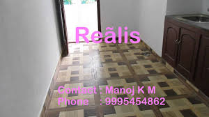 4bhk 1500 sq ft contemporary house in 3 cents at kalamasserry