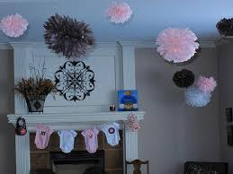 Handmade Nursery Decor Ideas The Sweet Baby Shower Decorations