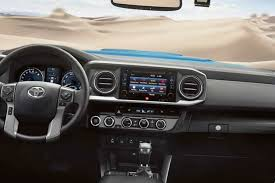 1999 Tacoma Interior 2018 Toyota Tacoma Redesign Release Date And Price Auto Toyota