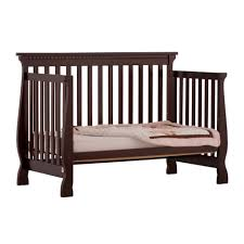 Storkcraft Portofino Convertible Crib And Changer Combo Espresso by Storkcraft Crib Into Toddler Bed Creative Ideas Of Baby Cribs