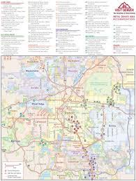 map us denver denver maps colorado u s maps of denver